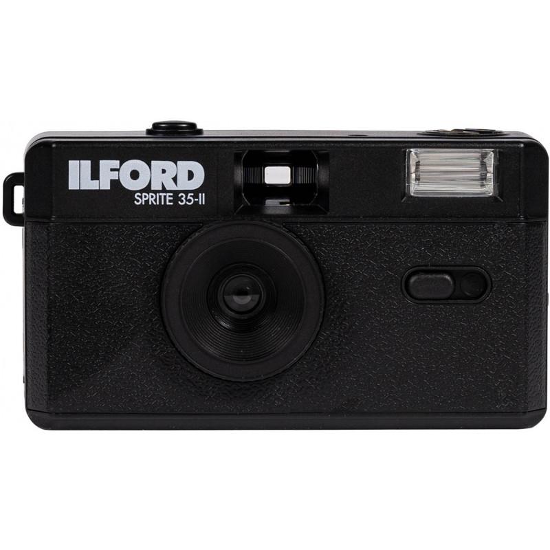 Ilford Sprite 35-II, черный