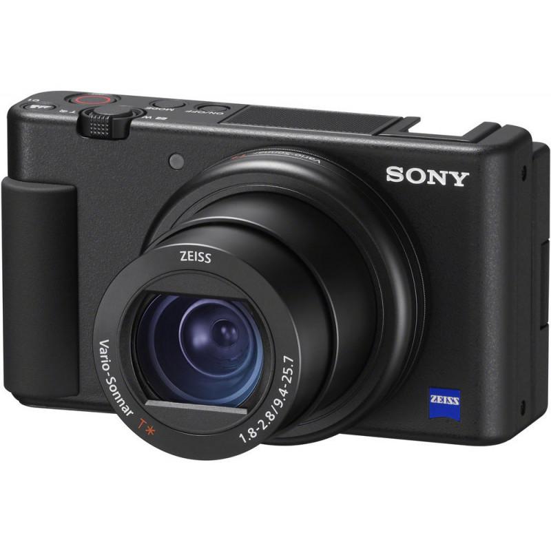 Sony ZV-1 + Sony ministatiiv +  Sony juhtmevaba mikrofon