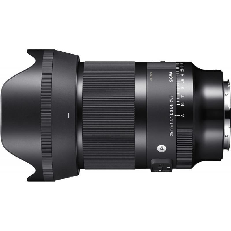 Sigma 35mm f/1.4 DG DN Art objektiiv L-bajonett