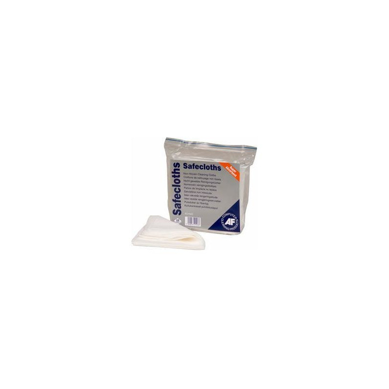 AF Safecloth - Paper surface cleaners, 50 pieces