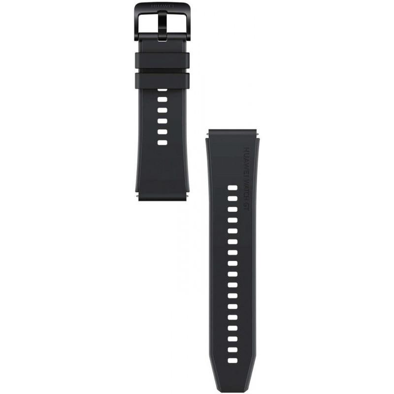 Huawei Watch GT 2 Pro, titanium/must (avatud pakend)