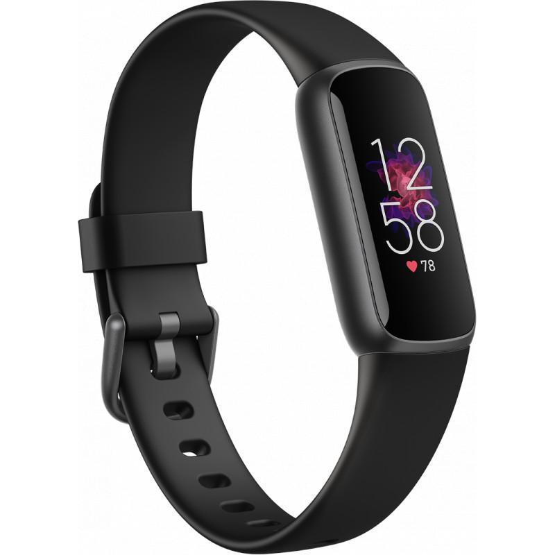 Fitbit Luxe, graphite/black