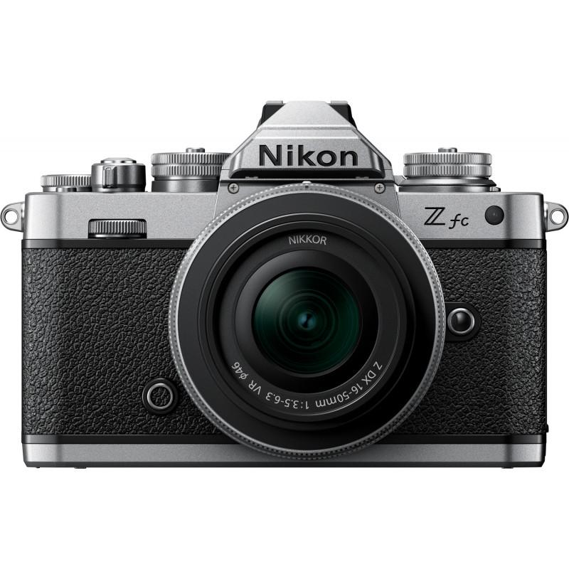 Nikon Z fc + 16-50 mm f/3.5-6.3 SE VR