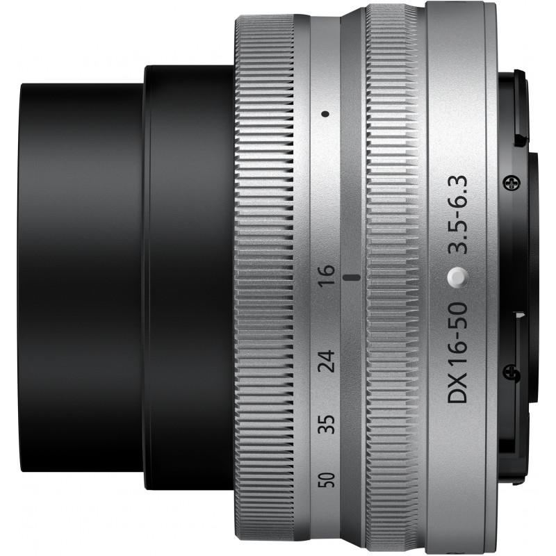 Nikon Nikkor Z DX 16-50mm f/3.5-6.3 SE VR objektiiv