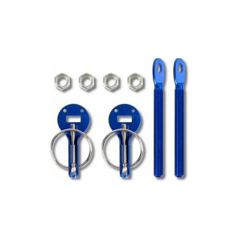 Bonnet lock OCC Motorsport OCCRC002 Blue Spring