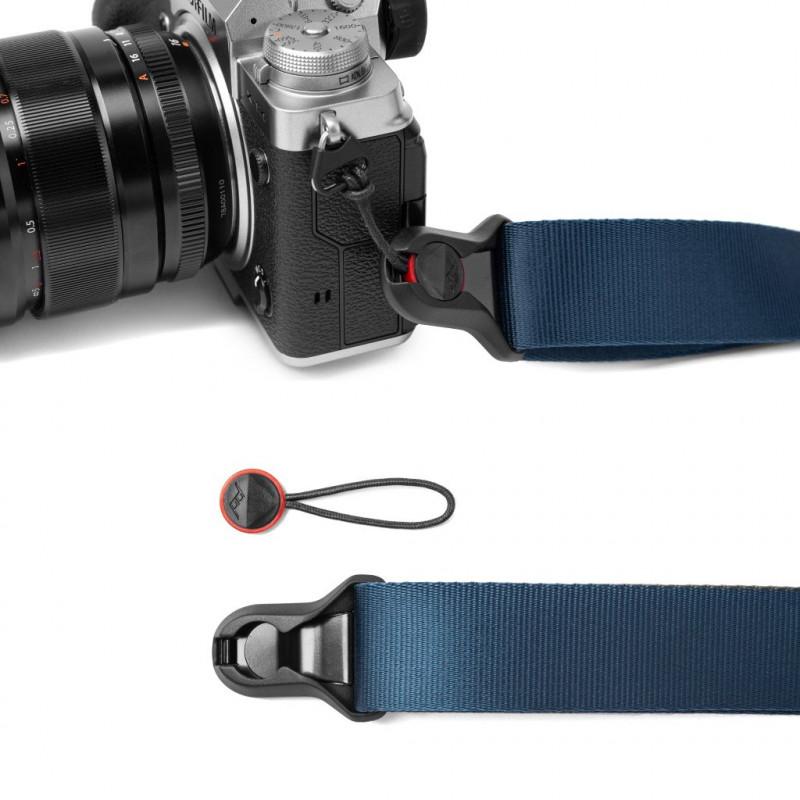 Peak Design kaamerarihm Slide Lite, midnight