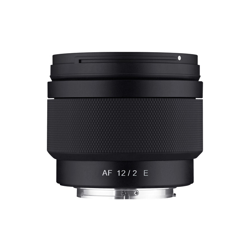 Samyang AF 12mm f/2.0 objektiiv Sonyle