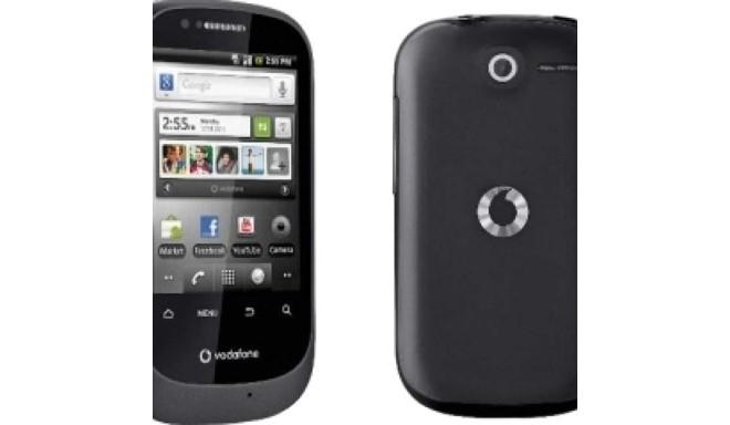 Vodafone 858 Smart black EU - Smartphones - Photopoint
