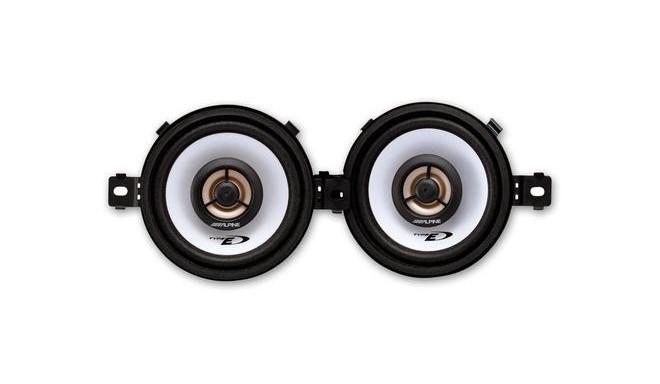 Alpine SXE-0825S car speaker Round 2-way 150 W