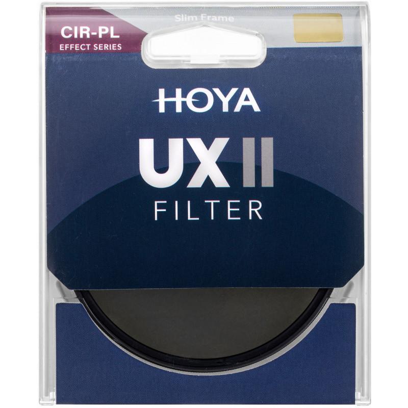 Hoya filter ringpolarisatsioon UX II 62mm