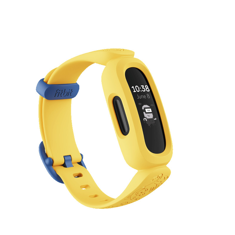 Fitbit aktiivsusmonitor lastele Ace 3, minions yellow