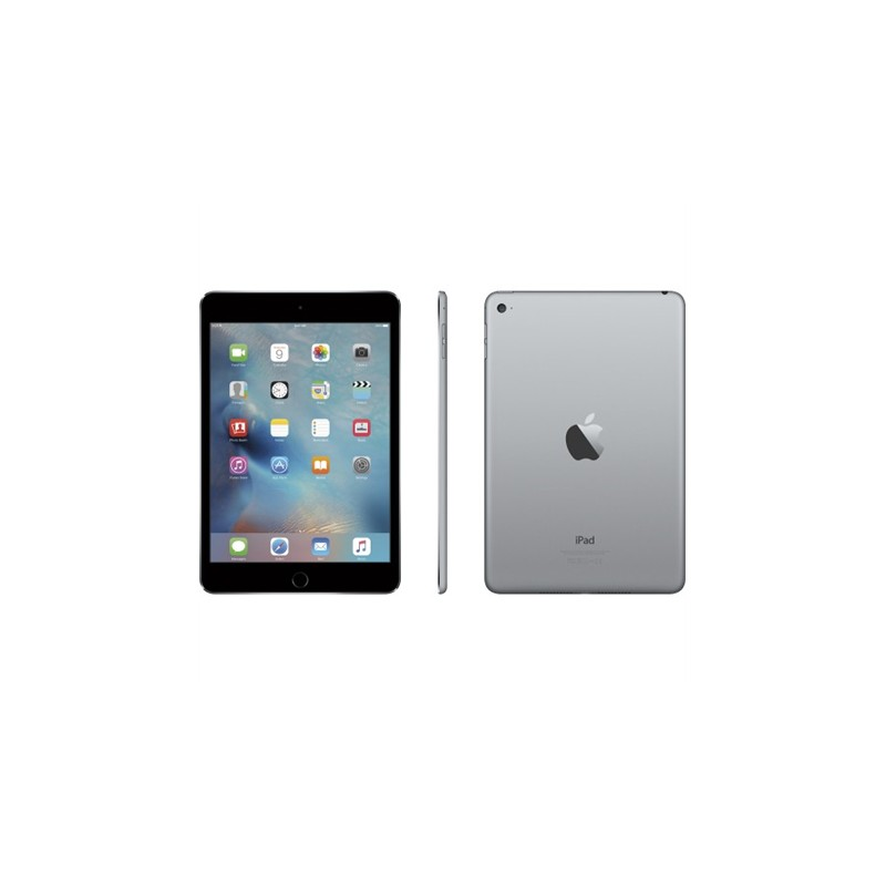 apple ipad mini 4 128gb wifi 4g space grey tablets photopoint. Black Bedroom Furniture Sets. Home Design Ideas