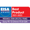 Sony FE 12-24mm f/2.8 GM objektiiv