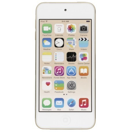 apple ipod touch gold 64gb 6 generation mp3 players photopoint. Black Bedroom Furniture Sets. Home Design Ideas