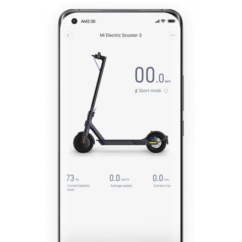 Xiaomi Mi Electric Scooter 3, серый