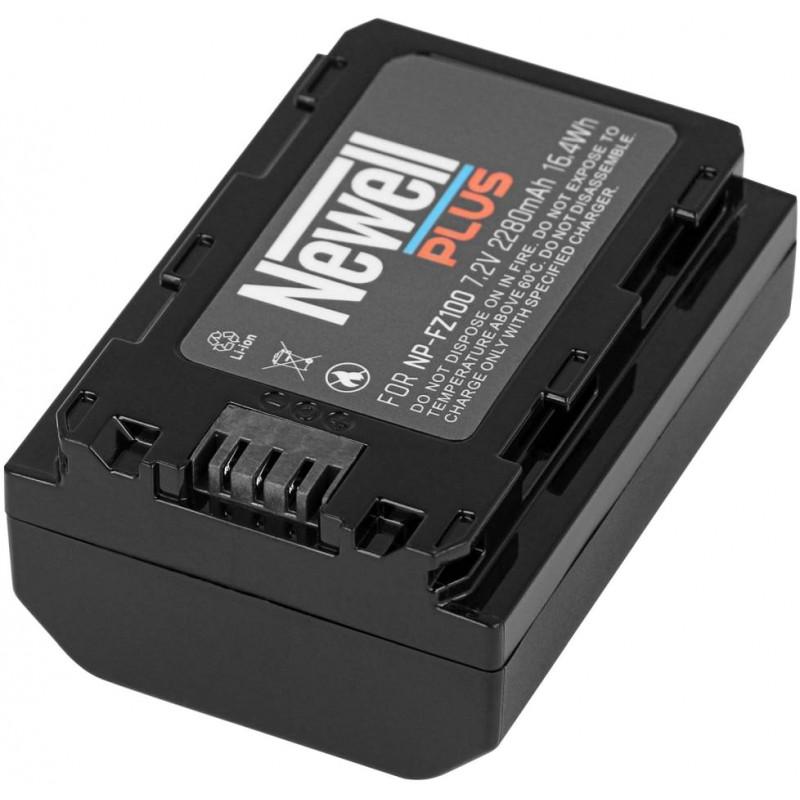 Newell battery Plus Sony NP-FZ100