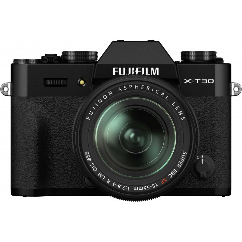 Fujifilm X-T30 II + 18-55mm Kit, must