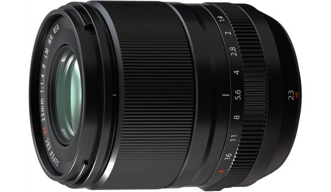 Fujifilm XF 23mm f/1.4 R LM WR objektiiv