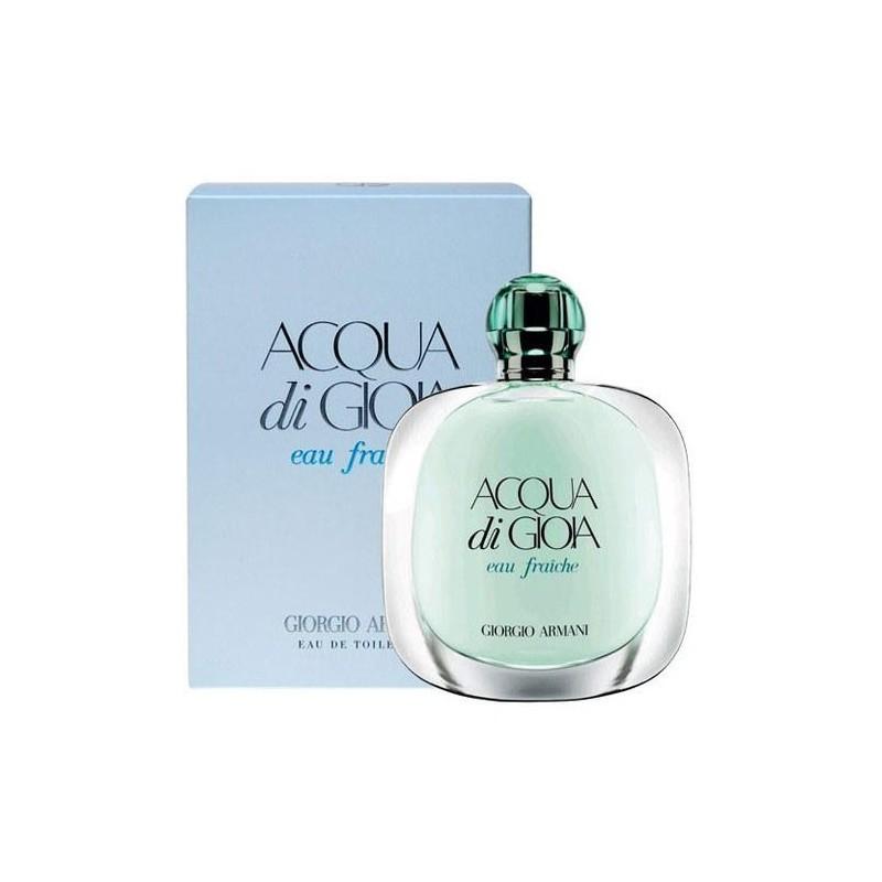 77fbfb139bdb16 Giorgio Armani Acqua di Gioia Eau Fraiche (50ml) - Perfumes ...