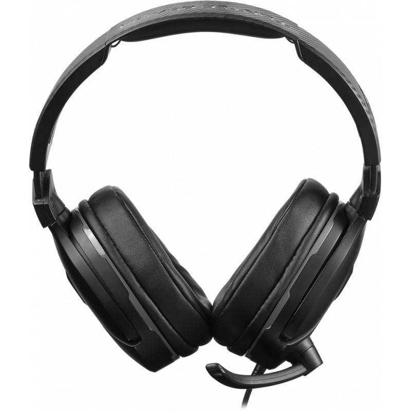 Turtle Beach kõrvaklapid + mikrofon Recon 200, must