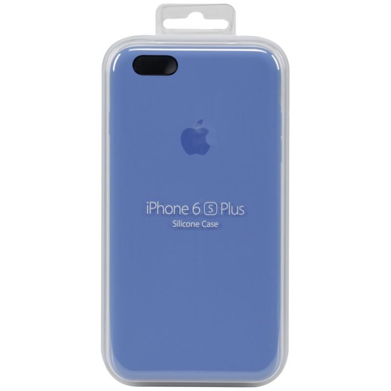 finest selection fd14d 9c0b5 Apple Silicone Case iPhone 6S Plus, royal blue