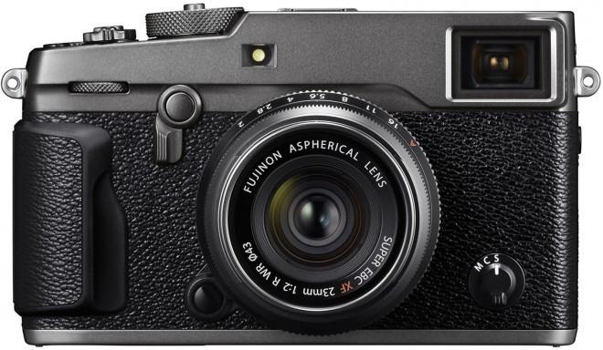 Fujifilm X-Pro2 + 23mm f/2.0, graphite