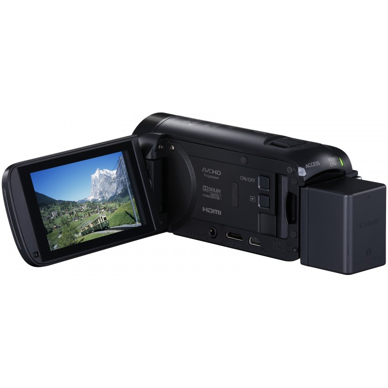 Canon Legria HF R88, must