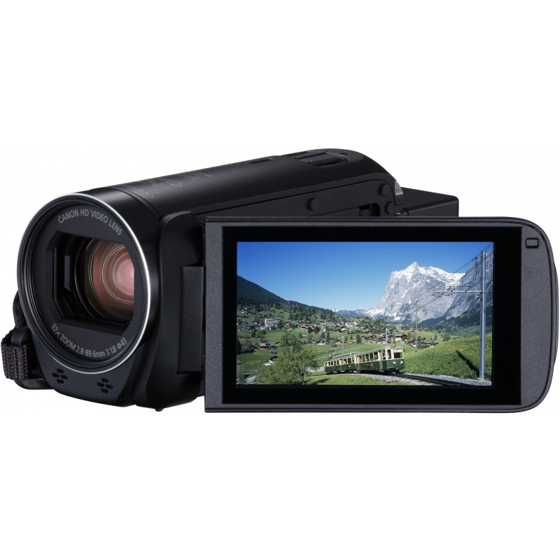 Canon Legria HF R806, must