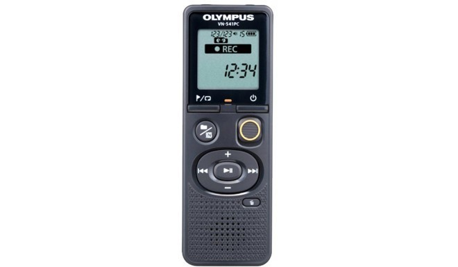 Olympus digital recorder VN-541PC, black
