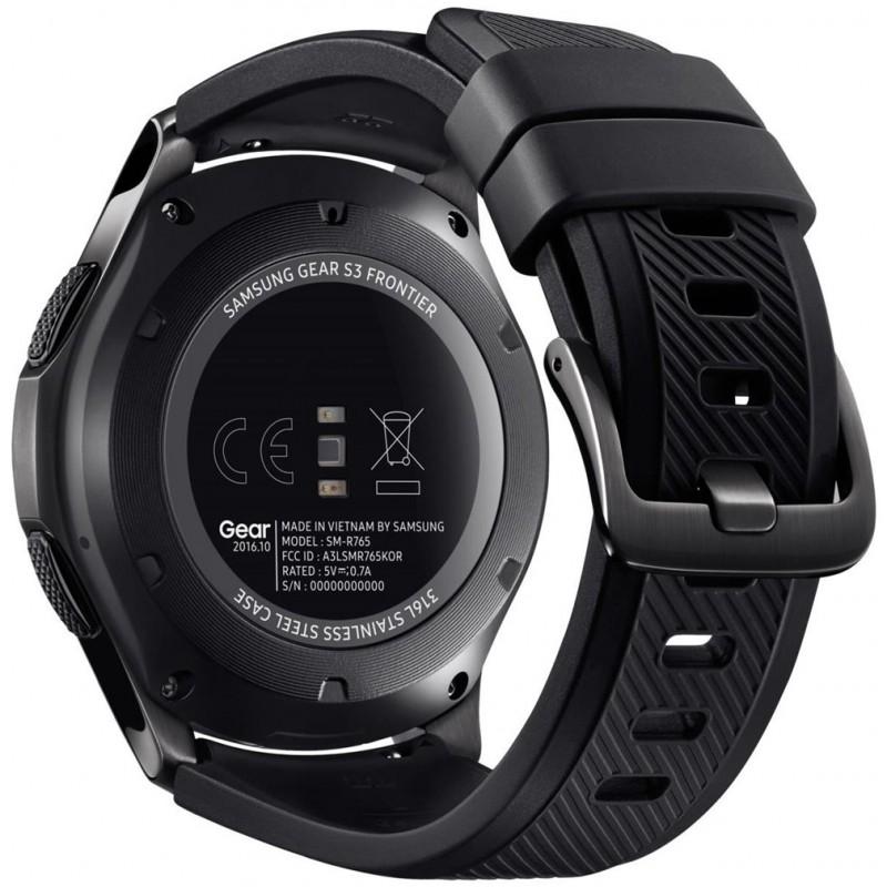 Samsung nutikell Gear S3 Frontier, hall