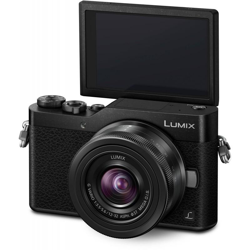 Panasonic Lumix DC-GX800 + 12-32mm Kit, must