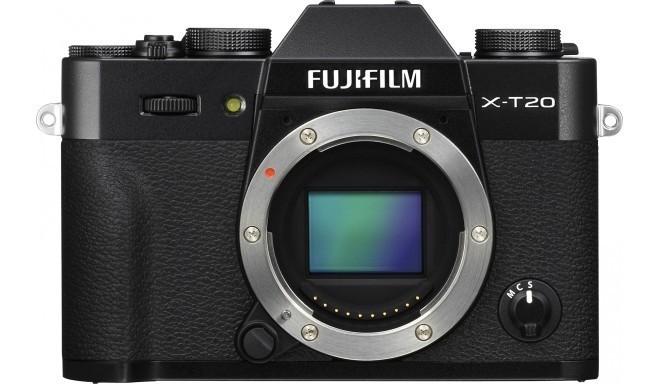 Fujifilm X-T20 kere, must