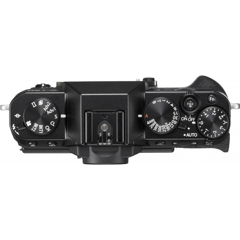 Fujifilm X-T20 body, black