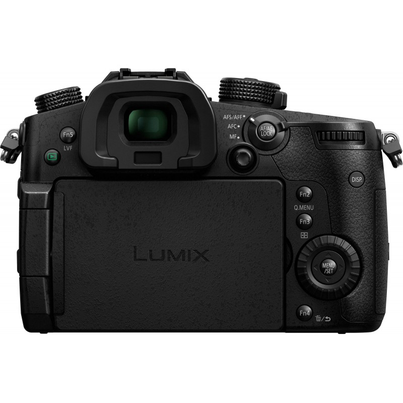 Panasonic Lumix DC-GH5 + 12-60mm f/3.5-5.6 Kit