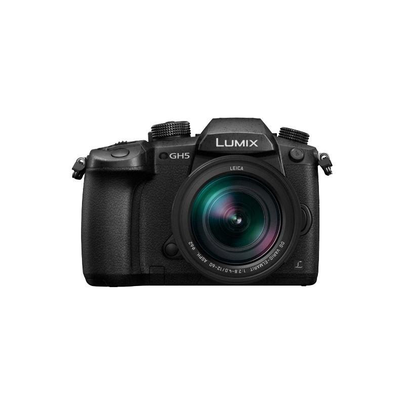 Panasonic Lumix DC-GH5 + 12-60 мм f/2.8-4.0 Кит
