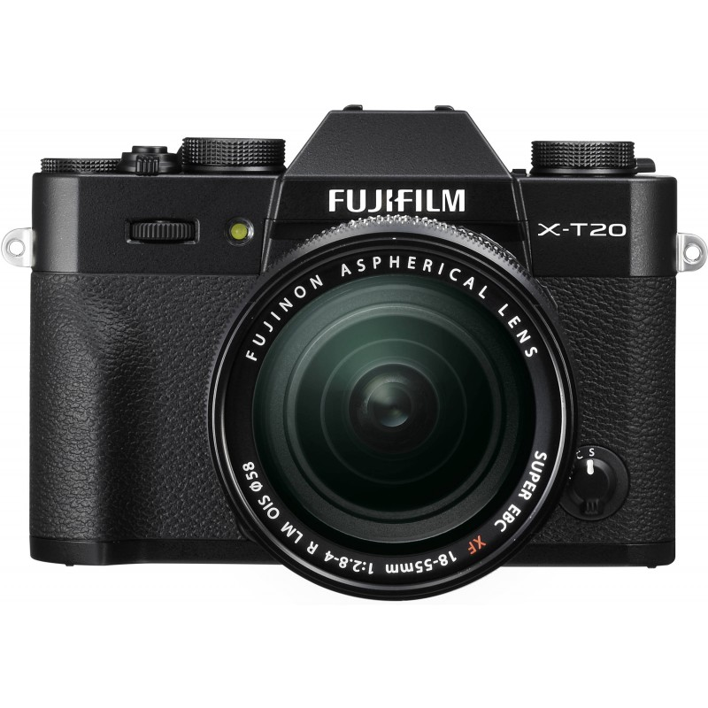 Fujifilm X-T20 + 18-55mm Kit, must
