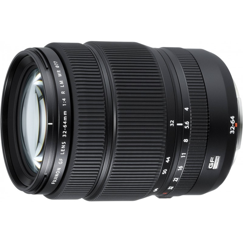 Fujinon GF 32-64mm f/4 R LM WR objektiiv
