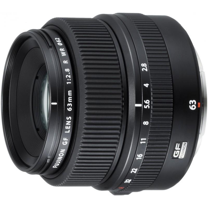 Fujinon GF 63mm f/2.8 R WR objektiiv