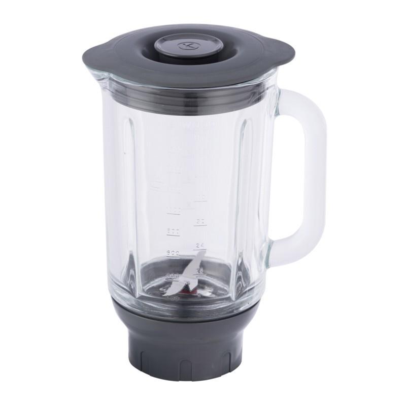 Cooks Power Blender Replacement Parts ~ Kenwood kmc chef titanium incl glass blender mixers