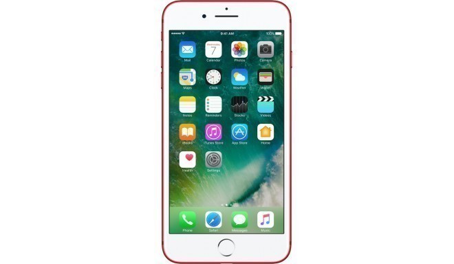 Apple iPhone 7 Plus 128GB, red