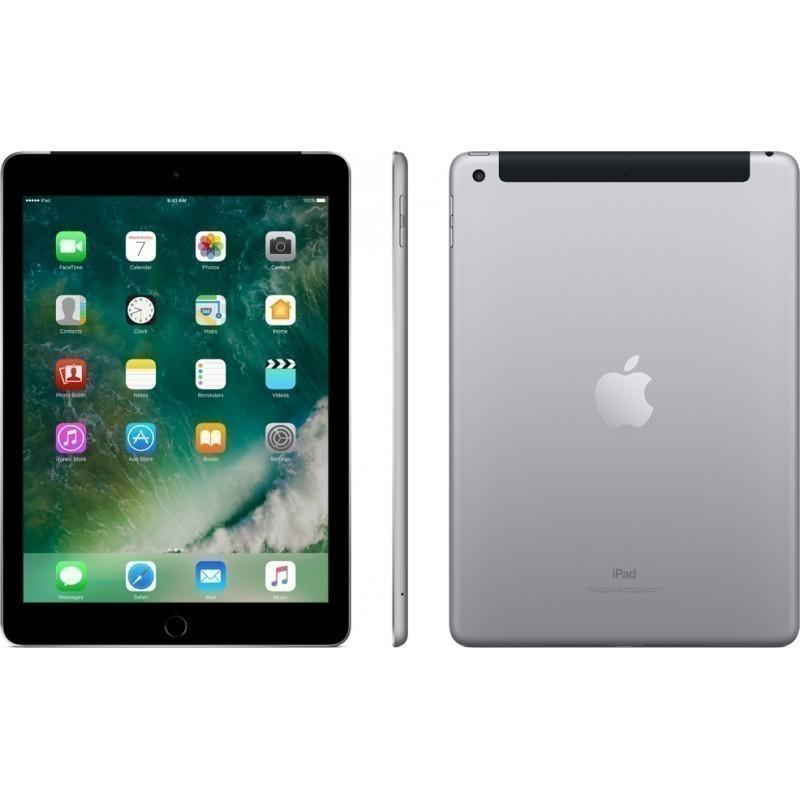 Apple iPad 128GB WiFi + 4G, space grey