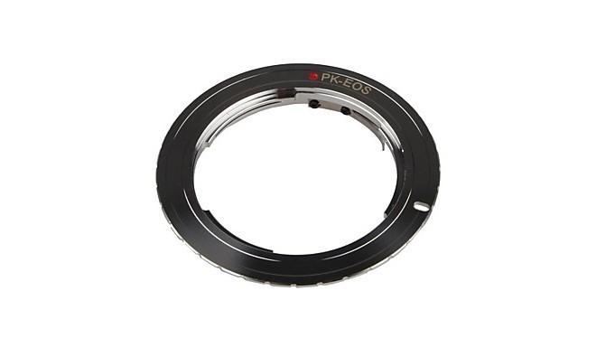 BIG adapteris Pentax K - Canon EF (421317)