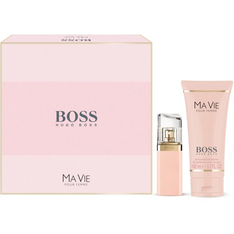 173344521d Hugo Boss Ma Vie Pour Femme Eau de Parfum 30 ml + body milk 100ml ...