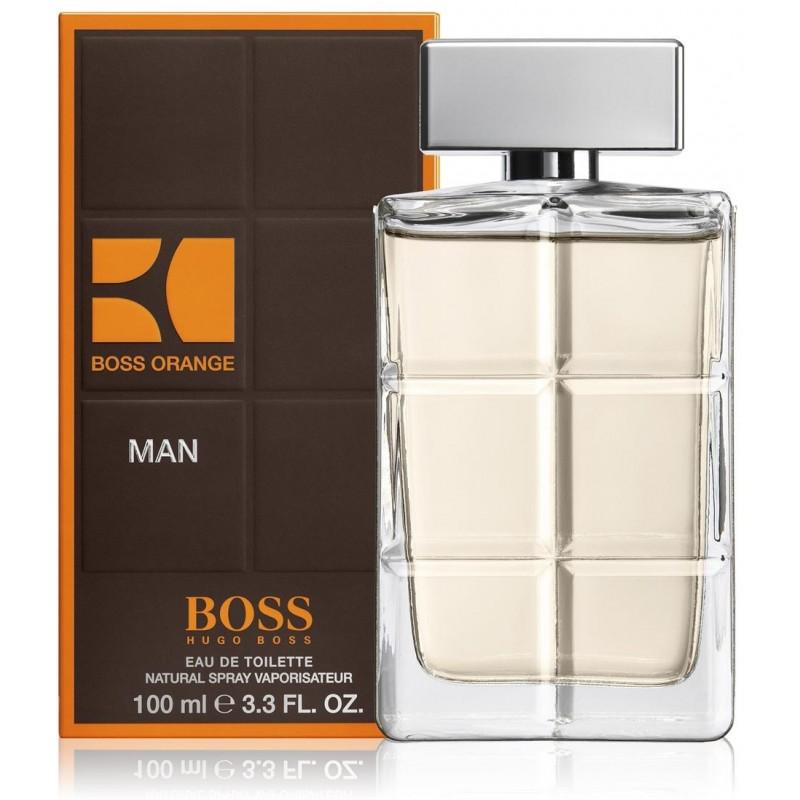 Hugo Boss Boss Orange Pour Homme Eau de Toilette 100ml