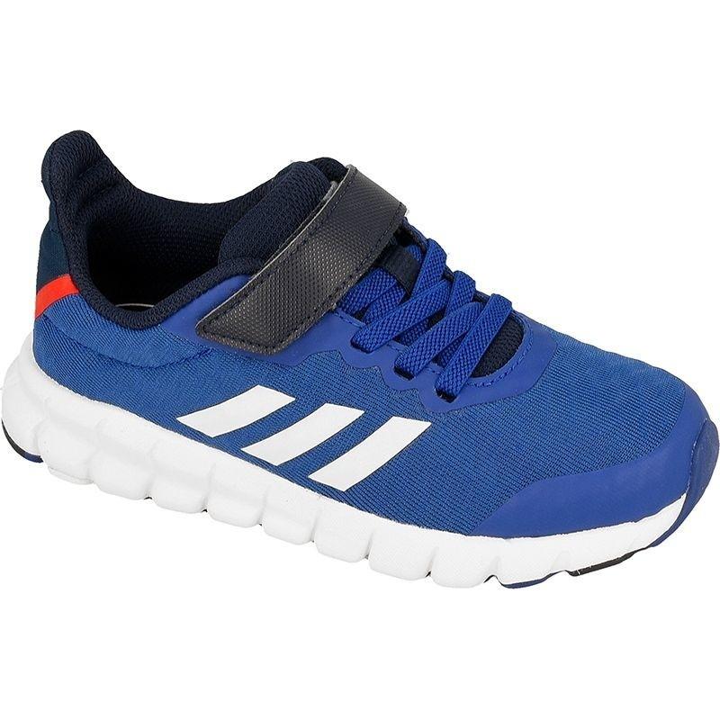 f63ab1ac23b Casual shoes for kids adidas RapidaFlex EL K Jr BA9442 - Sneakers ...