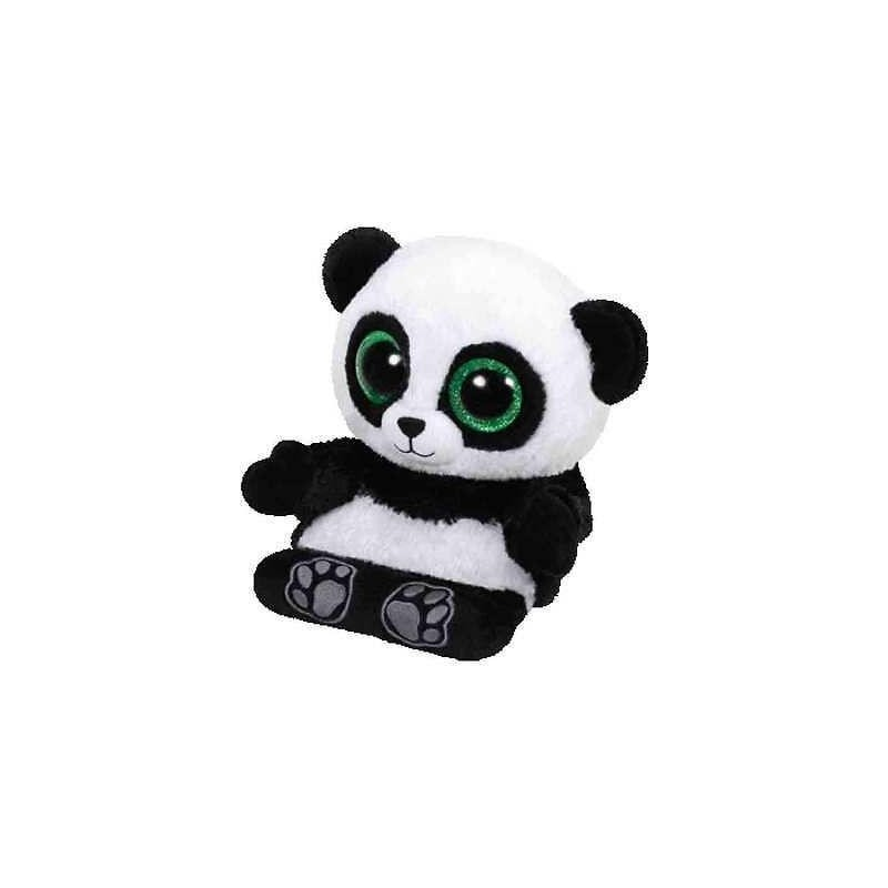 Peek A Boos Stuffed Toy Tablet Holder Panda 14cm Plushies