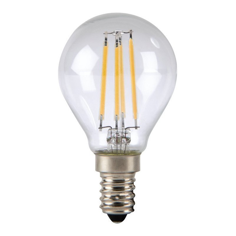 Omega LED lamp E14 4W 2800K Filament (43553)