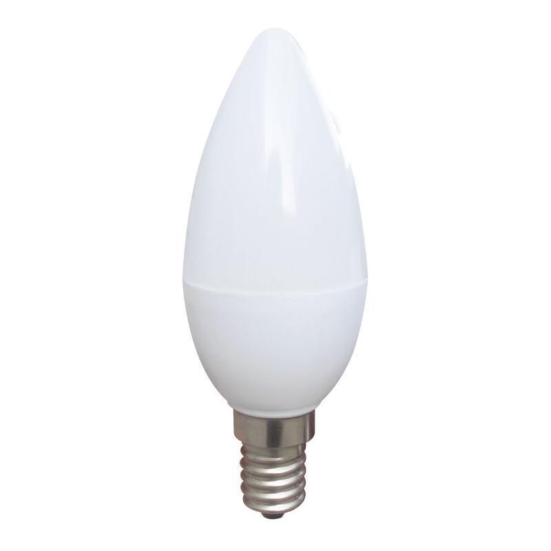 Omega LED lamp E14 3W 2800K Candle (42953)