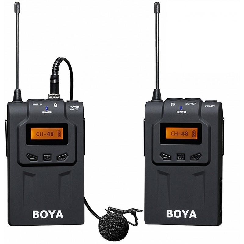 Boya mikrofon UHF Lavalier BY-WM6