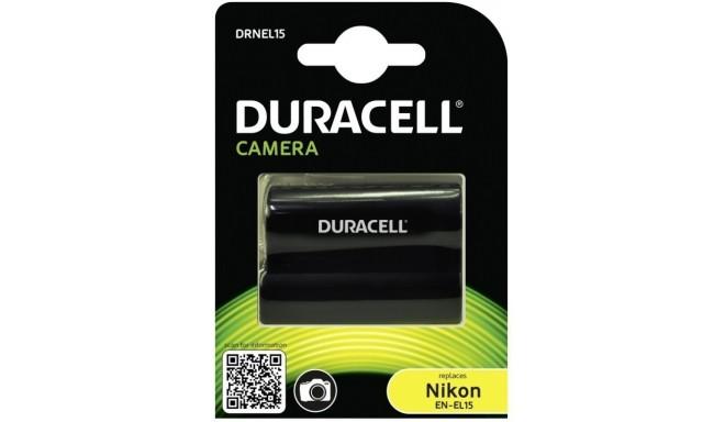Duracell akumulators Nikon EN-EL15 1600mAh